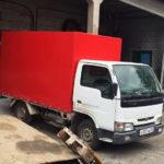 Тент на грузовик