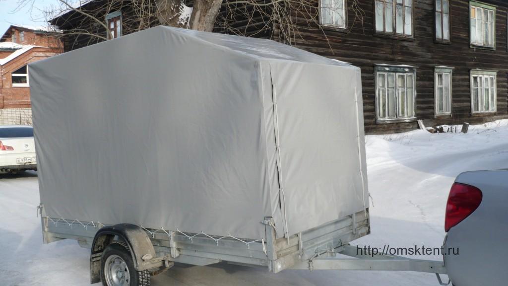 Изготовление тента на прицеп в Омске