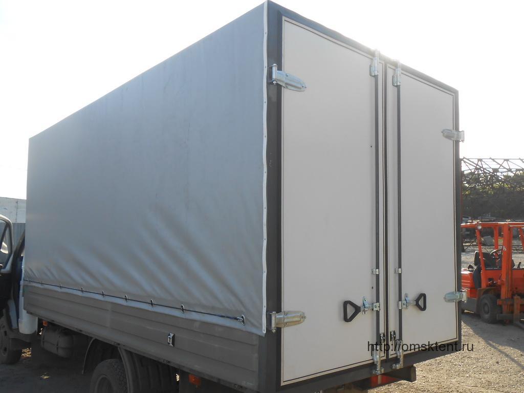 Ворота на грузовик «Газель»