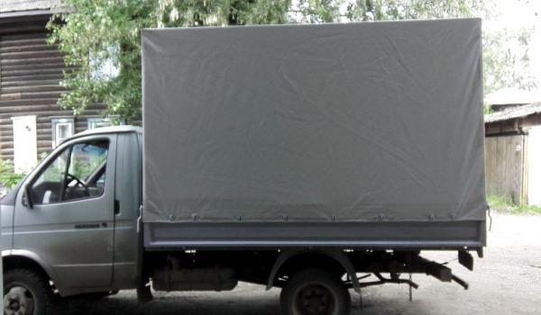 Тентование грузового транспорта в Омске