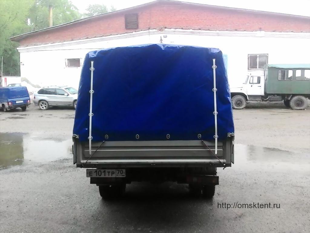 Клапан тента на «ГАЗ-33023»