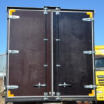 Ворота на грузовики