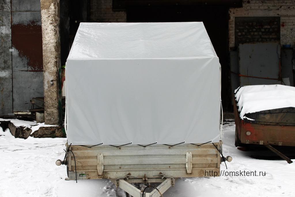 Изготовление тента на прицеп МЗСА 817717.015 в Омске