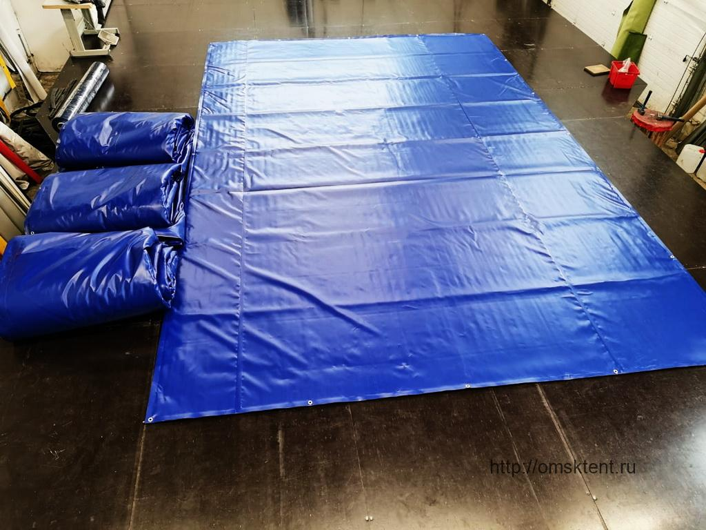 Изготовление пассивных термоматов, размером 6х4, метра