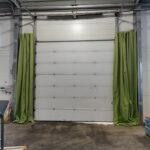 Шторы для гаражей