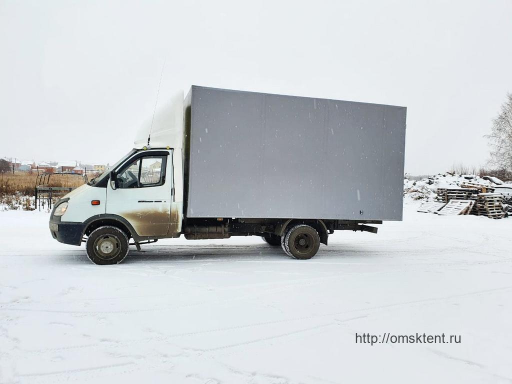 Тент на «Газель» 4 метра в Омске
