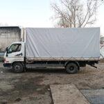 Тент на грузовик Hyundai HD72