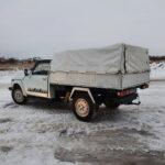 Тенты на пикапы в Омске
