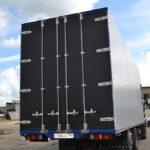 Ворота на грузовик Scania